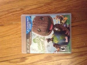 LITTLE BIG PLANET 2 FOR THE PS3
