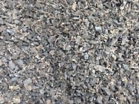 """Rubber chippings suitable for children""""s playarea"""