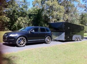 Enclosed Car Trailer Lambs Valley Glen Innes Area Preview
