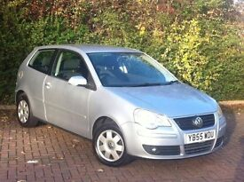 2005 Volkswagen Polo 1.1 S 3dr Low Mileage Full Service History