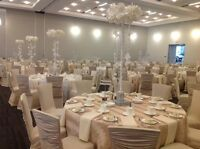 Chair Covers Rentals & Much More...