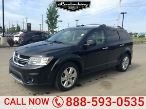 2012 Dodge Journey AWD RT Leather,  Heated Seats,  Sunroof,  Blu