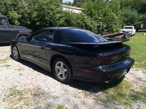 1996 Pontiac Trans Am Coupe - 135000Km's - loaded