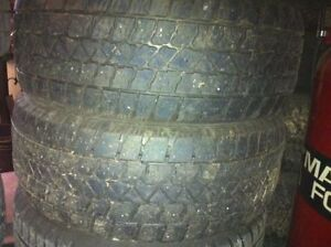 205/55/16 Arctic Claw Winter tires