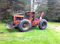 207 Timberjack Skidder with Perkins Diesel