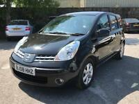 2008 Nissan Note 1.4 16v Acenta (comes with new MOT)