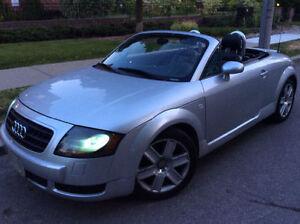 2003 Audi TT - 180hp 2dr Roadster Convertible!!!