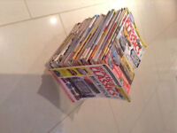 HUGE COLLECTION OF CLASSIC CAR MAGAZINES
