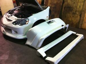 JDM HONDA ACURA RSX DC5 K20A TYPE-R ENGINE FRONT CLIP PRC Y2M3
