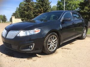 2009 Lincoln MKS, AUTO, AWD, LEATHER, ROOF, NAVI, $12,500