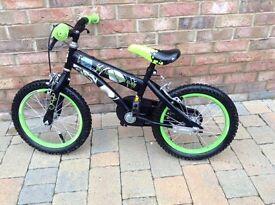 Boy's Ben 10 Bike