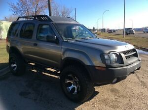 2003 Nissan Xterra, AUTO, 4X4, LOADED, 128k, $7,500