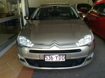 2009 Citroen C5 X7 Comfort Tourer HDi Beige 6 Speed Sports Automatic Wagon Nambour Maroochydore Area Preview