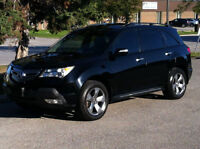 2007 ACURA MDX AWD-SH ELITE PKG - NAV|DVD|BLUTOOTH|CAMERA