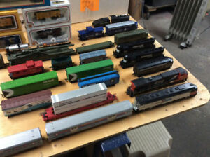 maquettes de train   ho  negocia