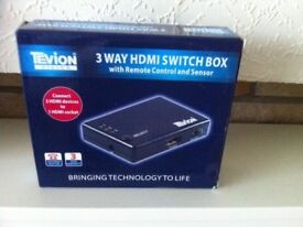 HDMI ADAPTOR FOR EXTRA DEVICES