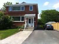 Westboro - 1 Bedroom, Basement Apartment Available Nov 1