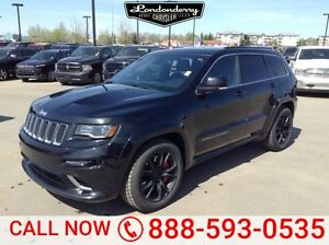 2015 Jeep Grand Cherokee AWD SRT8 Accident Free,  Navigation (GP