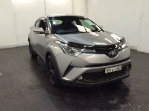 2017 Toyota C-HR NGX10R S-CVT 2WD Silver 7 Speed Constant Variable Wagon Cardiff Lake Macquarie Area Preview