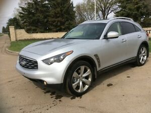 2011 Infiniti FX50, SPORT, AWD, NAVI, DVD, LEATHER/ROOF, $16,700