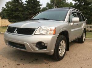 2011 Mitsubishi Endeavor, LIMITED, AUTO, 4X4, LEATHER, $9,500