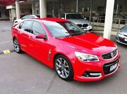 2013 Holden Commodore VF MY14 SS V Red 6 Speed Manual Sedan Berwick Casey Area Preview