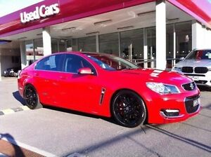 2015 Holden Commodore VF II MY16 SS V Redline Red 6 Speed Sports Automatic Sedan Berwick Casey Area Preview