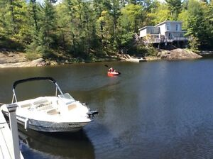 Fully Loaded & Well Maintained Ski & Fish with Low Hours