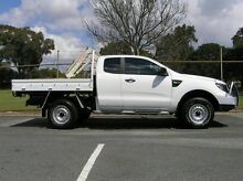 2012 Ford Ranger XL White 5 Speed Automatic Extracab Victoria Park Victoria Park Area Preview