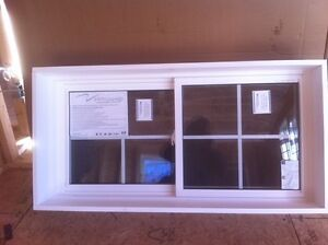 48x24 window Double Slider Easy Clean - NEW