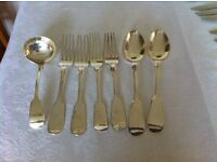 Silver Plated Serving Cutlery