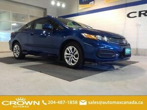 2014 Honda Civic Coupe LX *Exhaust* Lugs*