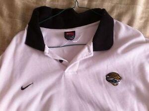 Nike Jacksonville Jaguars Golf Shirt