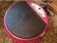 AS NEW VIBRATION PLATE