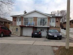 Mississauga 4 Bed 3 Bath Semi-Detached Home Erindale Station