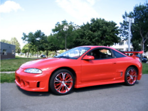 Mitsubishi Eclipse 1995 (project car)