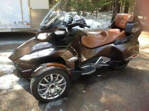Can-Am Spyder RT LIMITED 2013 à vendre
