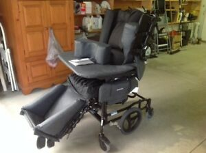 Broda 785 positions wheelchair