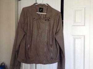 Women's Waist Length Jackets Never Worn