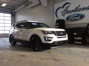 2016 Ford Explorer Sport- NO ACCIDENTS REPORTING