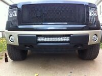 21 inch dual row LED Light Bar -->$250 with free harness