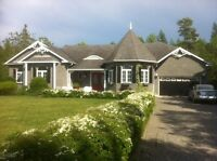 Executive Waterview Cottage - Lake Huron Waterfront with Hot Tub