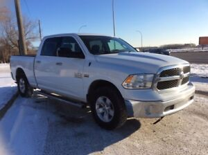 2015 Dodge Ram 1500, $152 B/W, $1,000 DOWN, 4.99% TERM 60