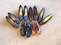 Ladies size 7 wide fitting shoes