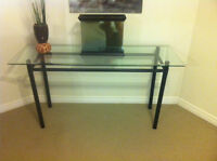 sofa/entry/console table