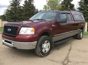 2006 Ford F-150, XLT-PKG, AUTO, 4X4, LOADED, $7,500