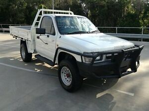 1997 Toyota Hilux RZN169R (4x4) White 5 Speed Manual 4x4 Utility Morayfield Caboolture Area Preview