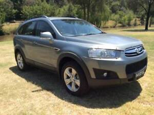 Holden Captiva 4X4 CX Yass Yass Valley Preview