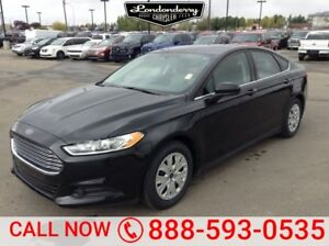 2014 Ford Fusion S Bluetooth,  A/C,
