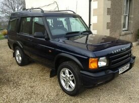2002 Land Rover Discovery 2 TD5 GS 4x4 Excellent Condition